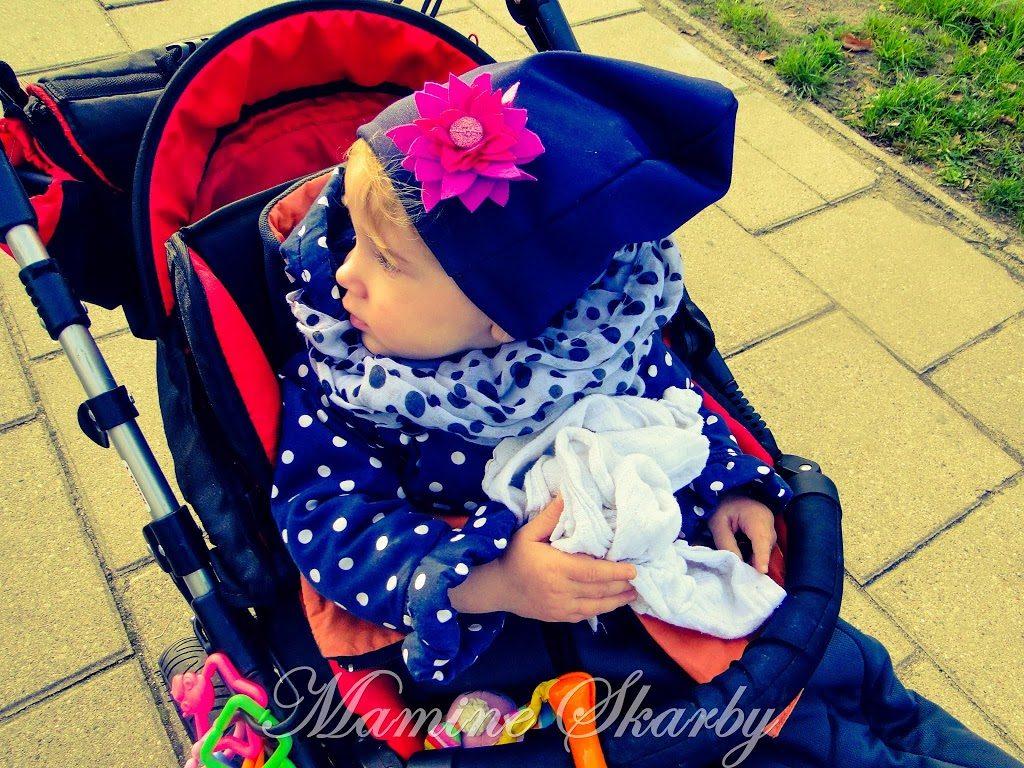jak uszyć czapkę dla dziecka