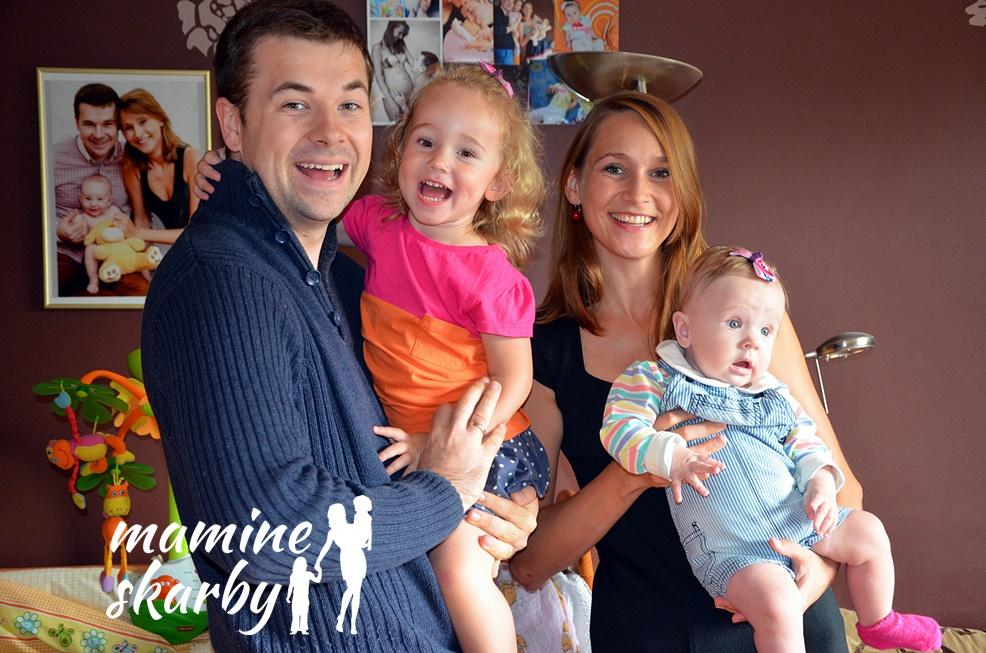 5 miesiąc rodzinnie