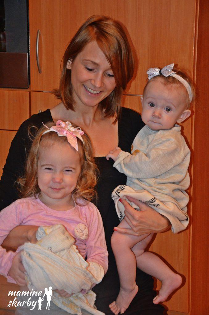 9 miesięcy mama z dziewczynami