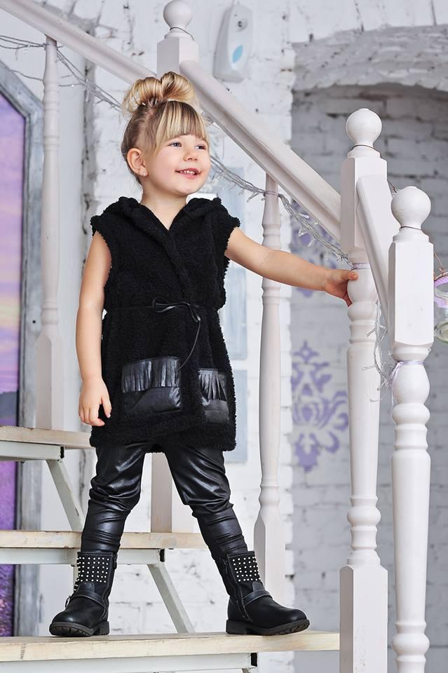 Nagroda kamizelka dla dziewczynki do wyboru Mizerki kids 86-128cm