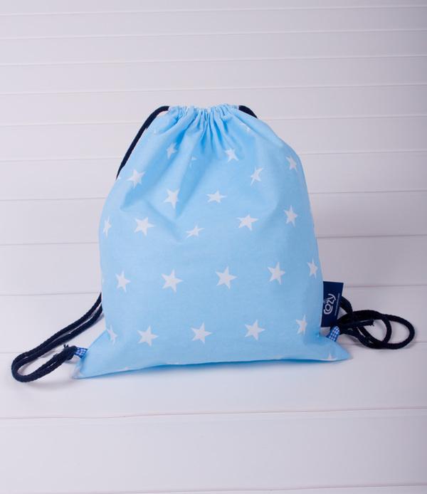 worek-na-kapcie-blue-stars