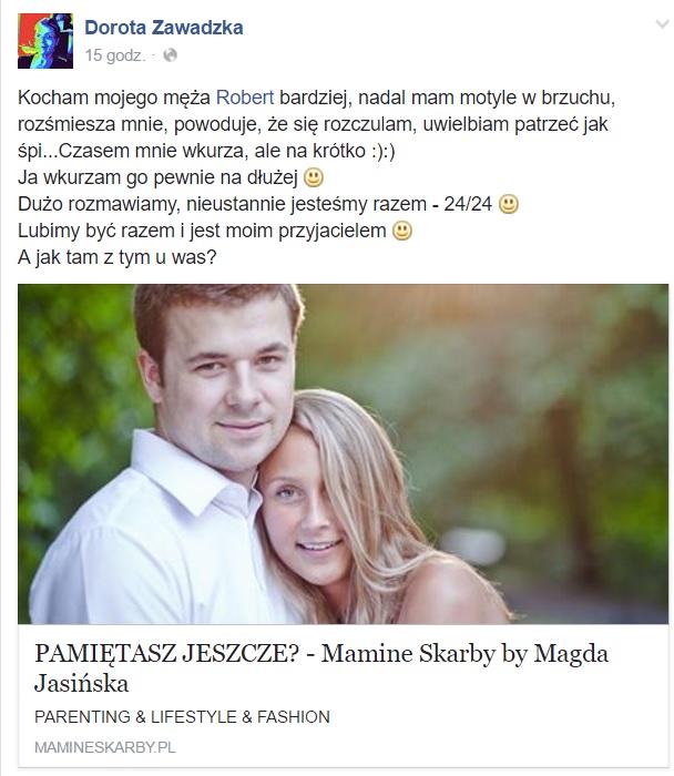 Pamiętasz jeszcze- Dorota Zawadzka