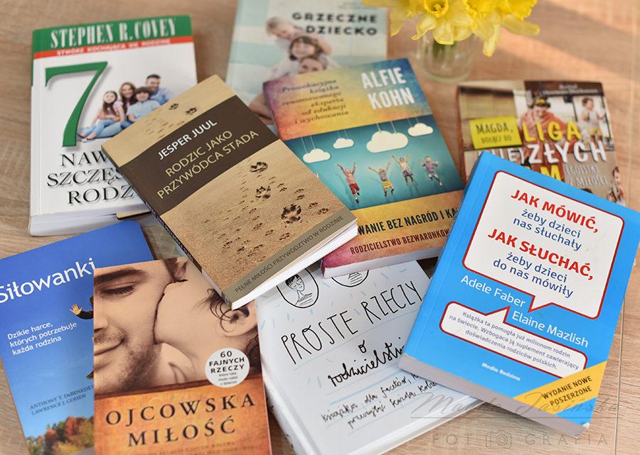 książki o wychowaniu