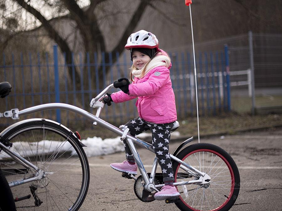 doczepka rowerowa