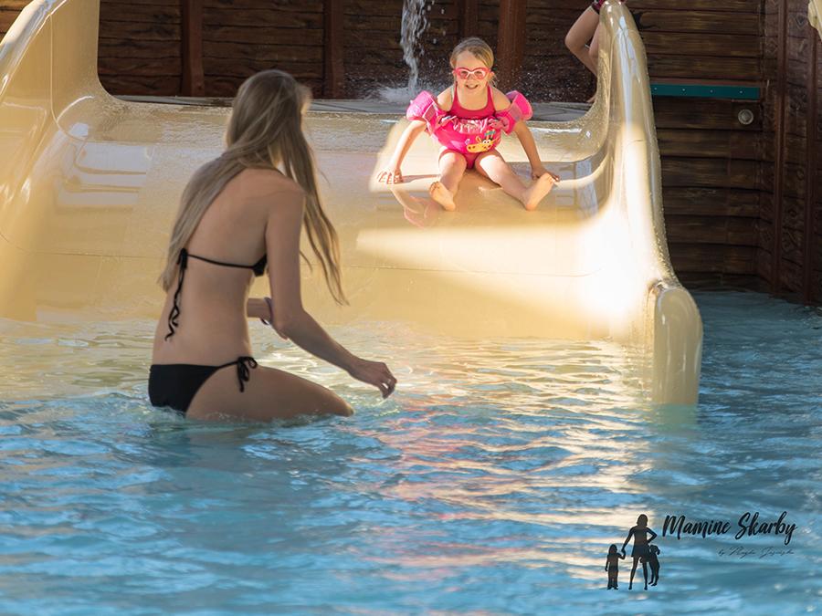co wziąć na basen