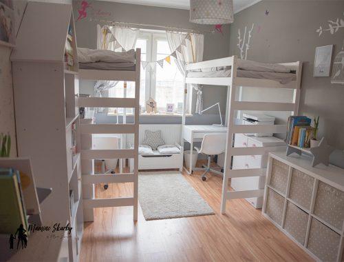 pokój dla dwójki dzieci