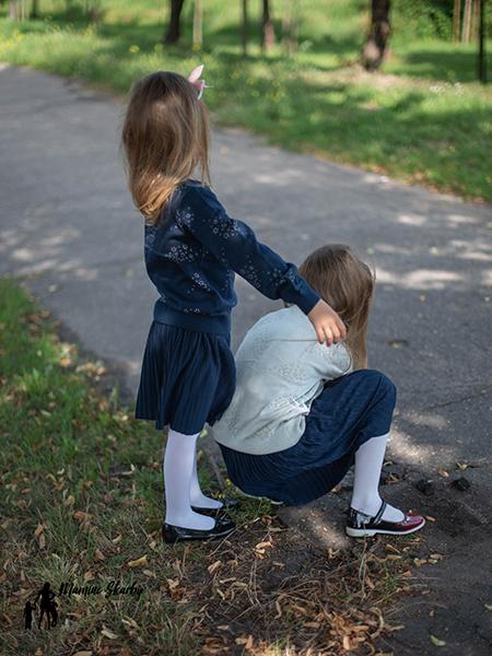kłótnie rodzeństwo
