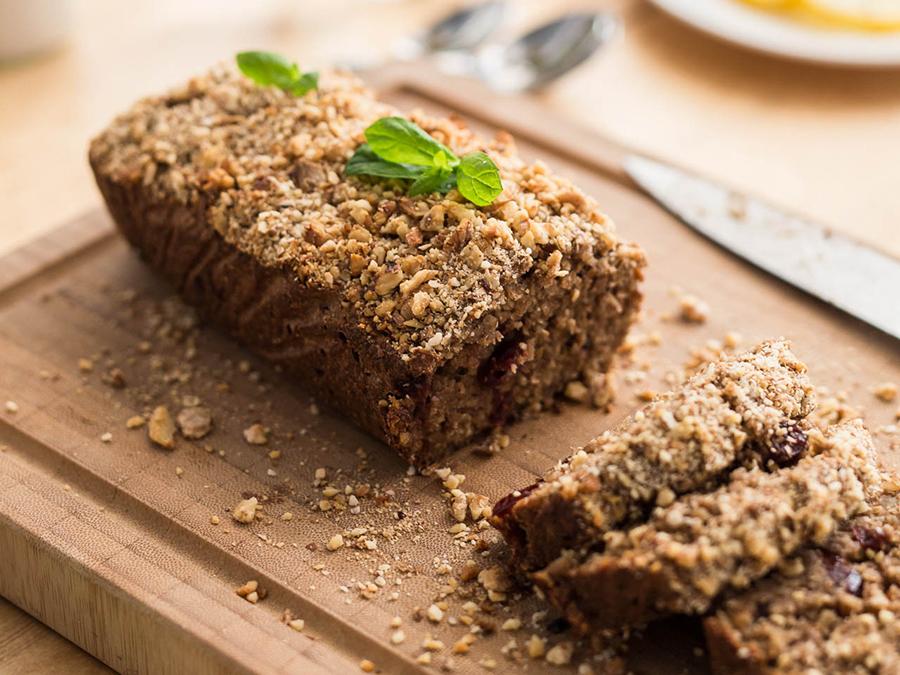 chleb korzenno- bananowy