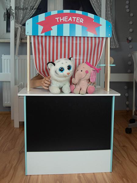 drewniane zabawki dla dziewczynki