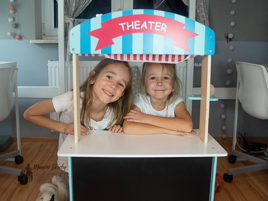 drewniany prezent dla dziewczynki
