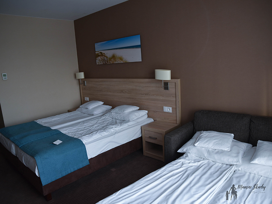 pokój standard hotel Tristan
