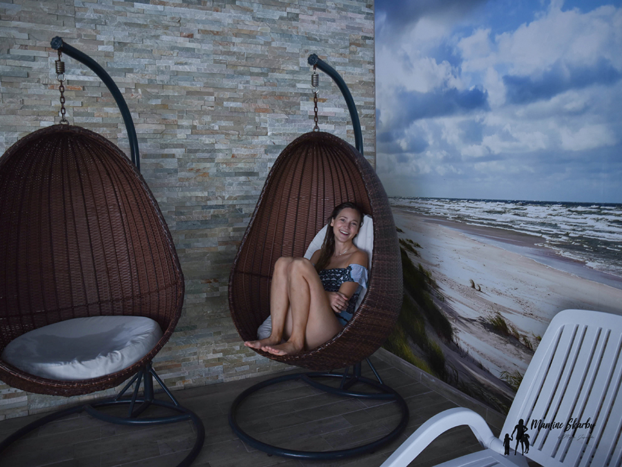 basen hotel tristan kąty rybackie