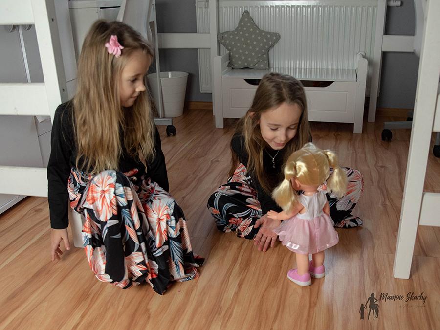 lalka chodząca Natalia