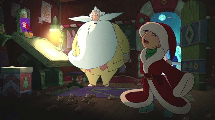 bajka świąteczna