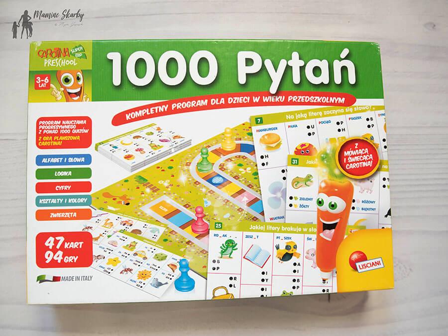 1000 pytań gry rodzinne