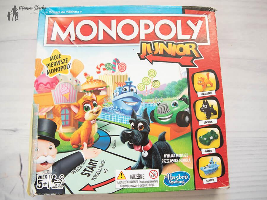 gra rodzinna monopoly