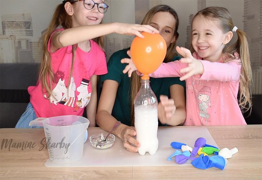 balon eksperyment