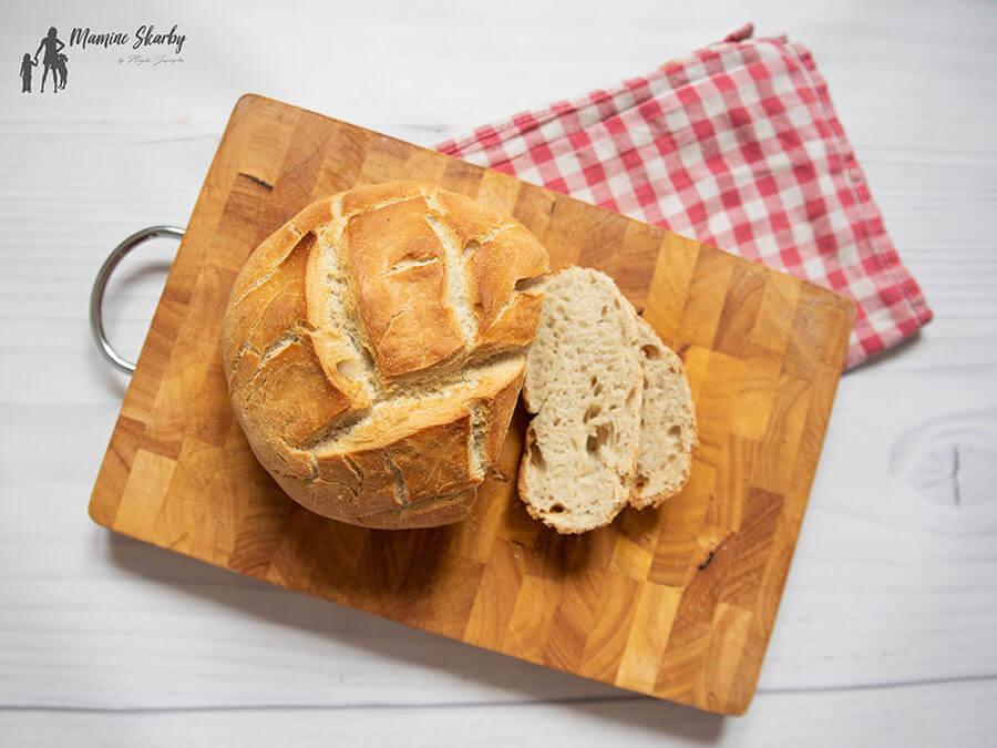 chleb garnek