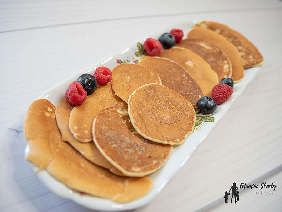 pancakes jak zrobić