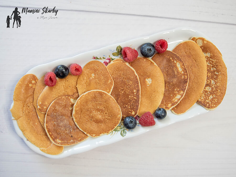pancakes prosty przepis