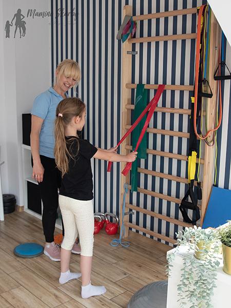 ćwiczenia na plecy dla dzieci
