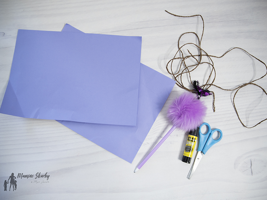 lama z papieru jak zrobić