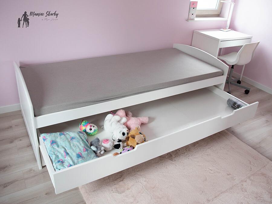 Łóżko podwójne pokój dziecięcy
