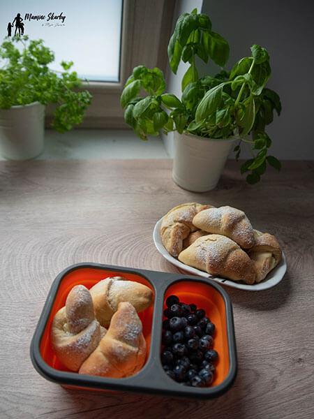 rogaliki lunchbox