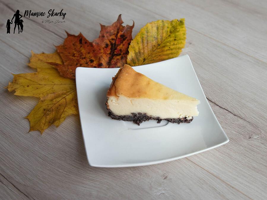 oreo ciasto sernik