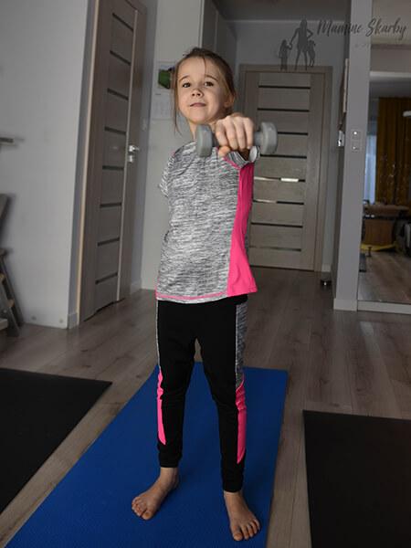 ćwiczenia dla dziecka