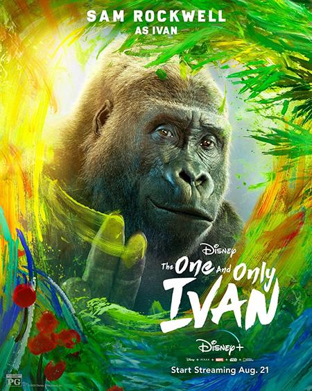 jedyny niepowtarzalny Ivan