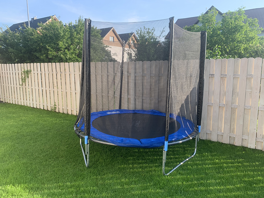 trampolina ceneo
