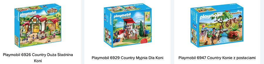 playmobil prezent